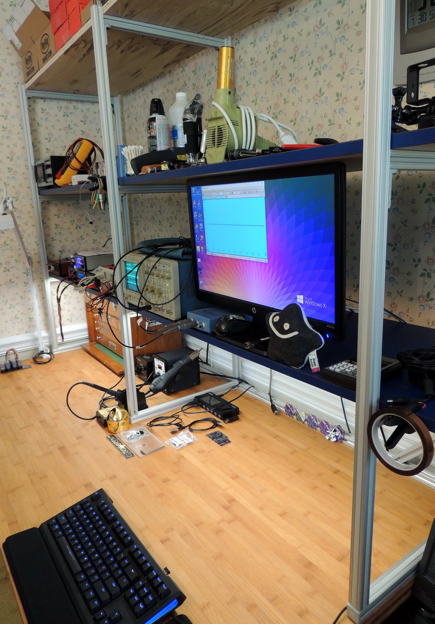 new electronics workbench build part 2 barbouri s electronics projects