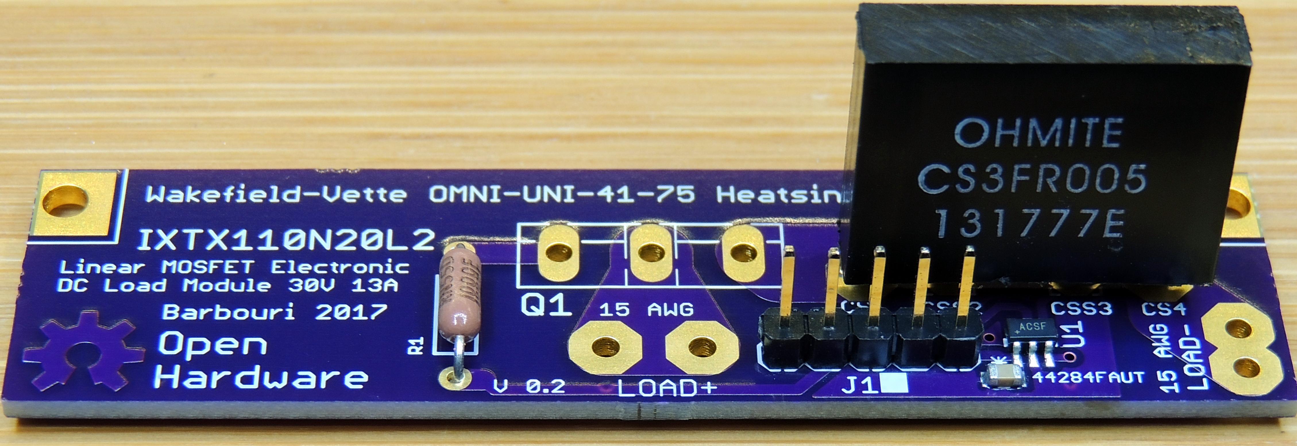 Op Amp Test Circuit