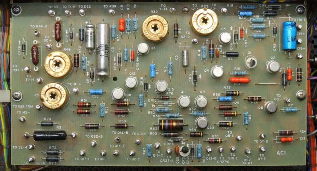 PD6150 main board top