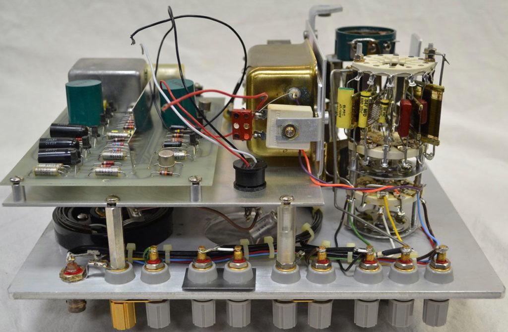ESI250DE-Impedance Bridge Assy ss shipped