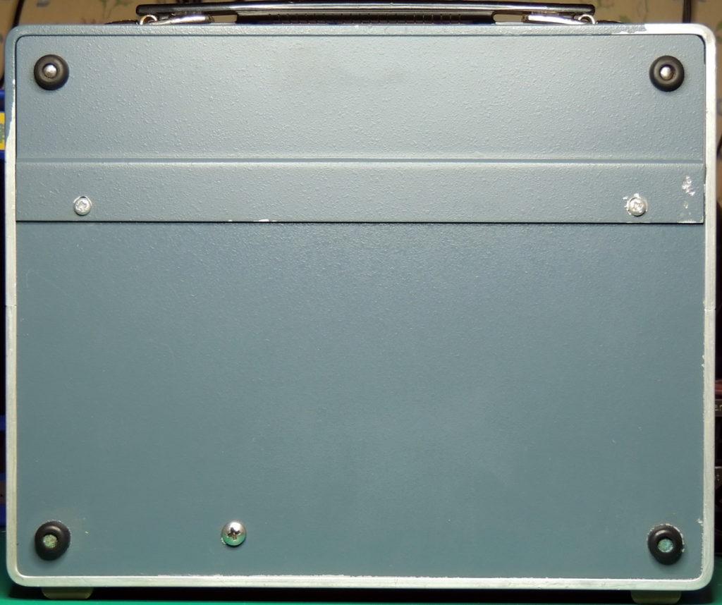 ESI250DE-Impedance Bridge back battery compartment