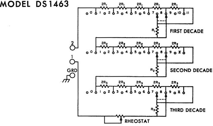 ESI-DS1463 schematic