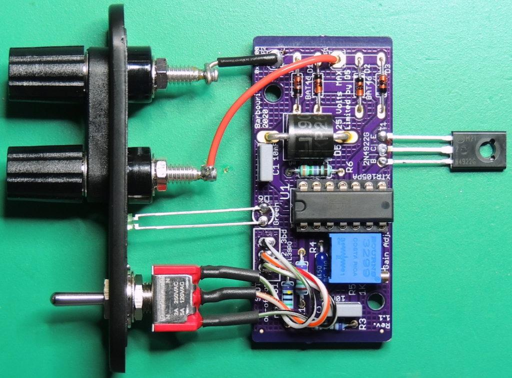 4-20mA Transmitter Assy